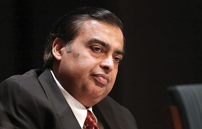 Mukesh Ambani và tham vọng đầu tư vào 4G
