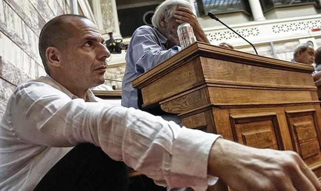 Tia hy vọng cuối cùng dành cho Hy Lạp