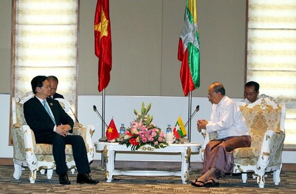 Đưa kim ngạch Việt Nam - Myanmar lên 500 triệu USD trong năm nay