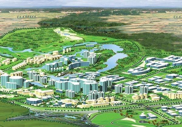 Khởi công Dự án phát triển cơ sở hạ tầng Khu CNC Hòa Lạc