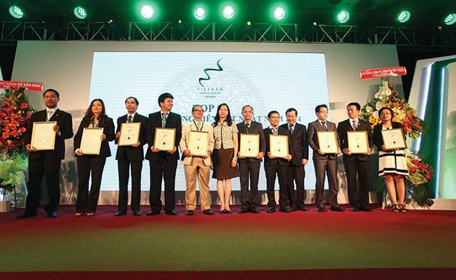 Ngày 26/6 sẽ trao giải Báo cáo thường niên 2015