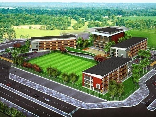 Bình Định thúc điến độ Dự án Trường Quốc tế Việt Nam - Singapore