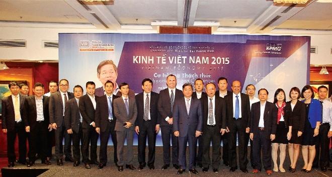 """Chậm """"tăng điểm"""" minh bạch, Việt Nam sẽ tụt hậu xa"""