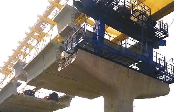Các tuyến metro tại TP. HCM đang đảm bảo đúng tiến độ