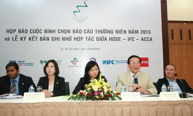Thẻ điểm quản trị công ty ASEAN 2014: Điểm số của Việt Nam tiếp tục cải thiện