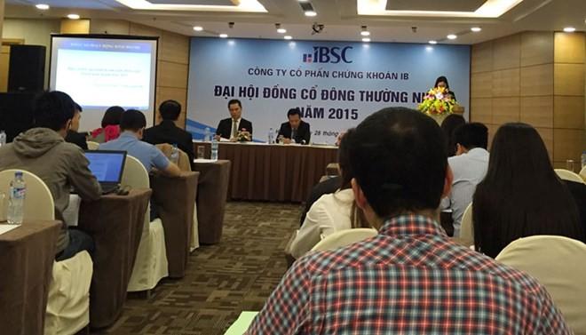 IBSC mua Công ty Quản lý quỹ Dầu khí toàn cầu