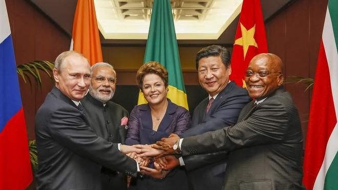 """Trung Quốc đang lĩnh ấn """"tiên phong"""" trong BRICS"""