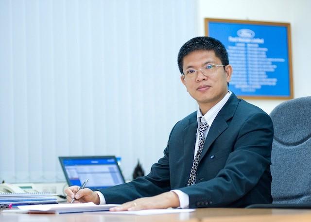 Ông Phạm Văn Dũng được bổ nhiệm làm Tổng giám đốc Ford Việt Nam