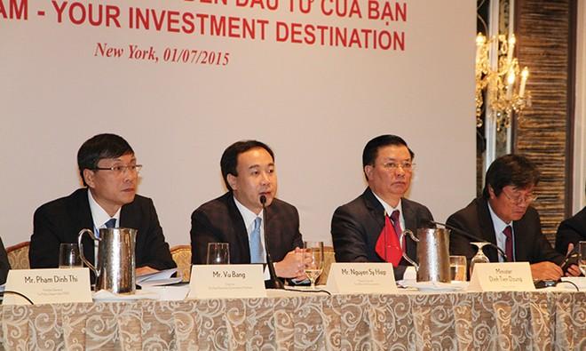 Gọi dòng vốn ngoại vào thị trường Việt Nam