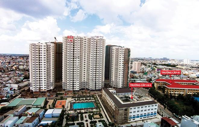 Mục sở thị dự án khu căn hộ cao cấp sắp bàn giao tại trung tâm Sài Gòn - Chợ Lớn