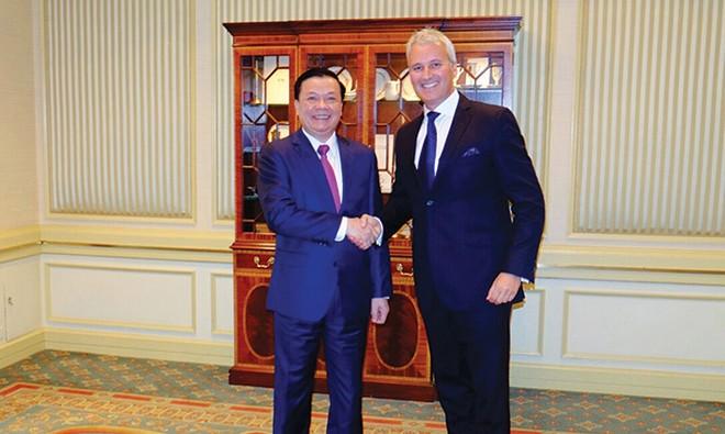 Vốn ngoại sẽ chảy mạnh vào Việt Nam