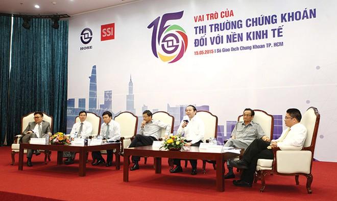 Trung tâm tài chính quốc gia và câu chuyện Sở GDCK Việt Nam