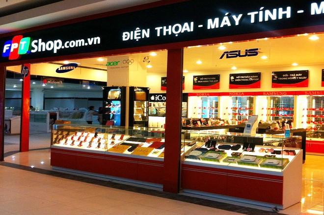FPT Shop mở rộng mạng lưới