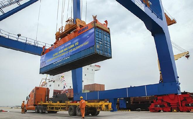 GMD lợi nhuận cao nhờ cảng