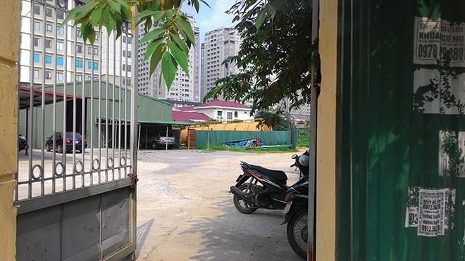 Dự án Chung cư Nhân Chính: Khách hàng dài cổ chờ nhà