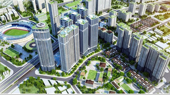 VC2 dự kiến bàn giao căn hộ tòa nhà D Dự án Golden Silk vào quý IV