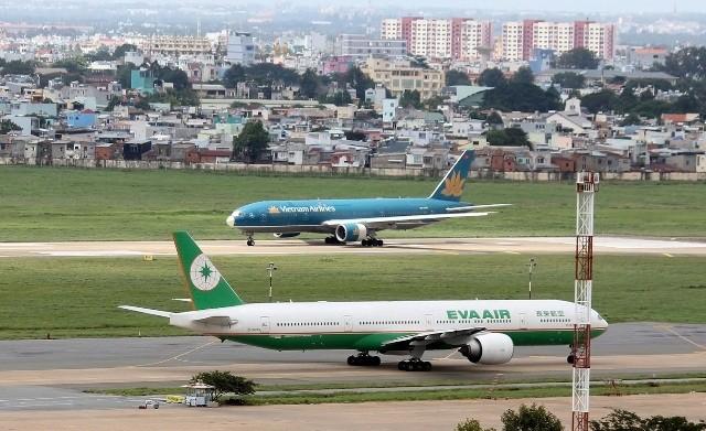 Đầu tư 6.400 tỷ đồng nâng công suất sân bay Tân Sơn Nhất lên 25 triệu khách/năm
