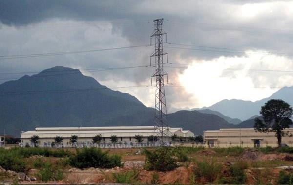"""Người dân """"lãnh đủ"""" với khói bụi quanh Cụm công nghiệp Thanh Vinh (Đà Nẵng)"""