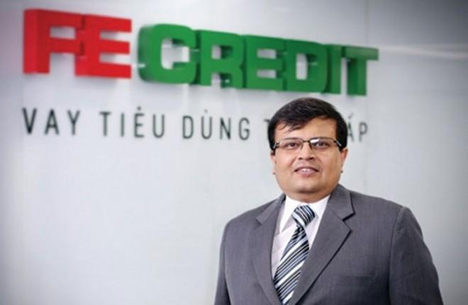 """CEO FE Credit: """"Bén duyên"""" với ngân hàng nội địa"""