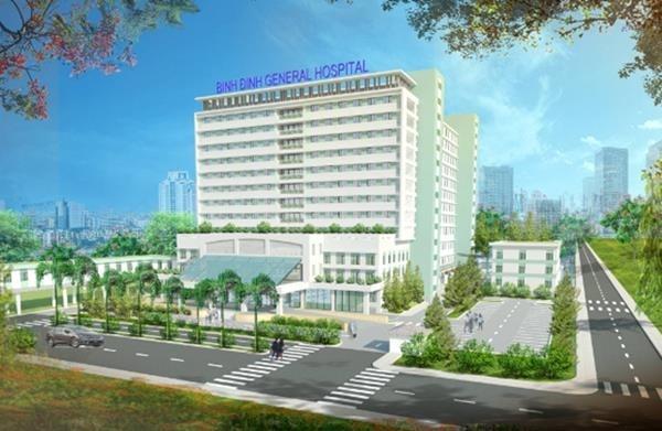 Bình Định đầu tư Bệnh viện Đa khoa 1.300 tỉ đồng theo hình thức xã hội hóa