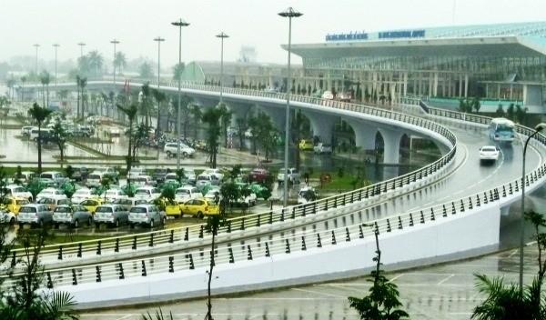 Hoàn thành giải phóng mặt bằng Nhà ga quốc tế sân bay Đà Nẵng trước 30/9