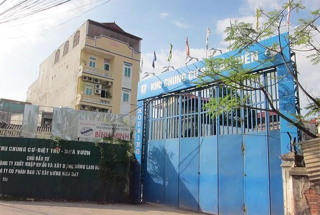 Vụ B5 Cầu Diễn, tiền góp vốn mua căn hộ đi đâu?