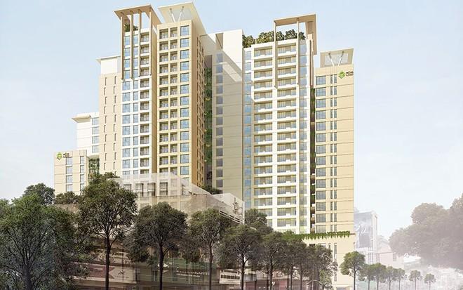 Novaland làm nóng thị trường bất động sản trung tâm với Kingston Residence