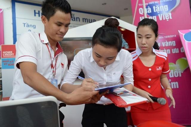 Quy mô thị trường tài chính tiêu dùng Việt Nam đạt 10,4 tỷ USD