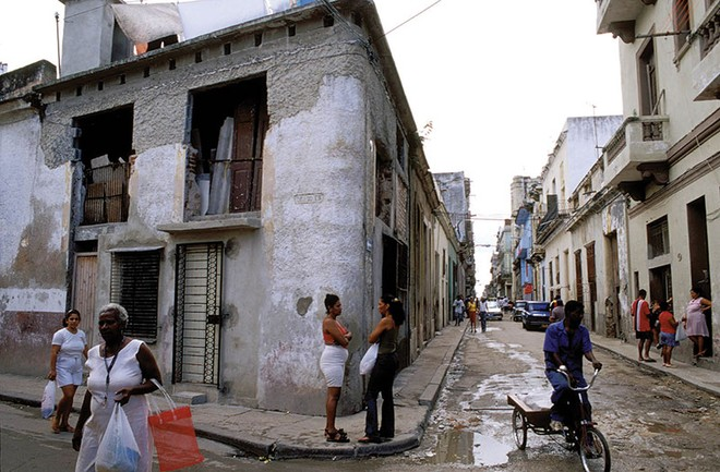 """Cuba """"thiên đường"""" đầu tư địa ốc mới"""