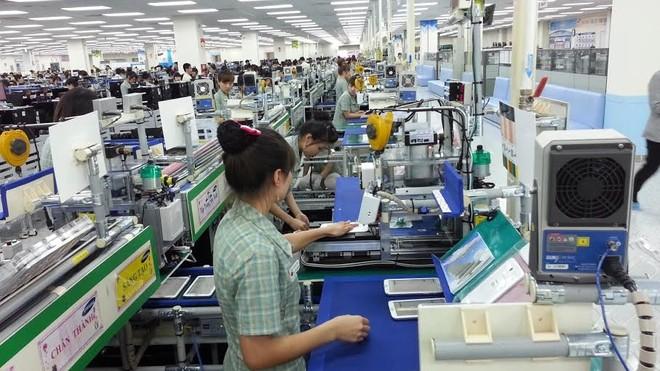 Xuất khẩu không nên chỉ trông chờ vào Samsung