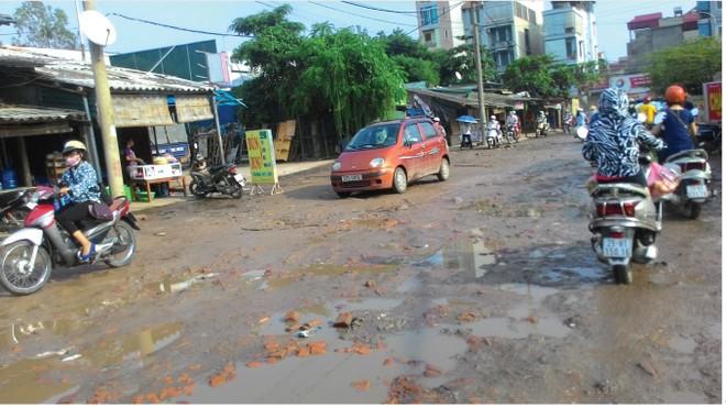 Phía Nam Hà Nội, điểm nóng bất động sản và nỗi lo hạ tầng giao thông