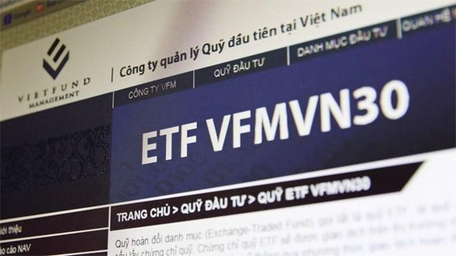 E1VFVN30 - sản phẩm ETF tiên phong trên TTCK Việt Nam