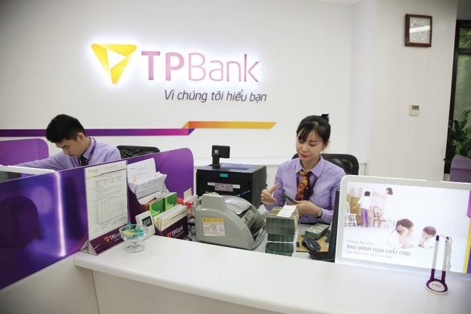 TPBank: Ngân hàng có tỷ lệ nợ xấu thấp nhất hệ thống