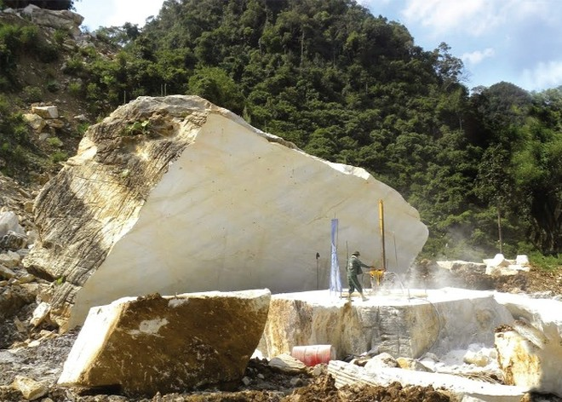Tranh chấp mỏ đá ở Lục Yên vẫn chưa kết thúc