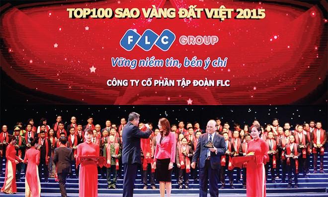 CEO FLC Hương Trần Kiều Dung, bóng hồng trong làng địa ốc