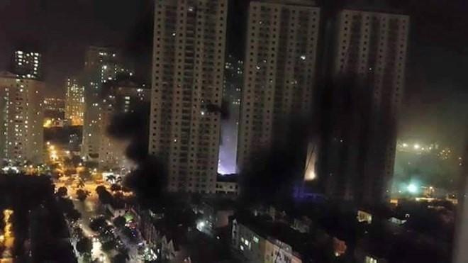 Cháy chung cư, lộ sai phạm kéo dài của chủ đầu tư CT4 Xa La