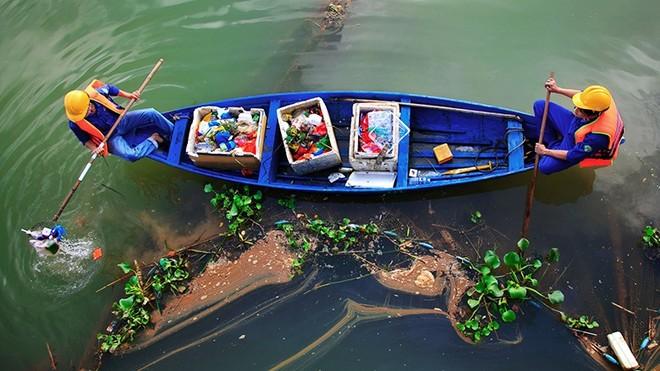 Những hình ảnh ấn tượng về nước và vệ sinh môi trường