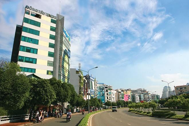 Đất nền, nhà phố tăng sức hút