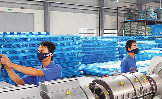 Nhựa Bình Minh muốn sáp nhập thêm Nhựa Đà Nẵng