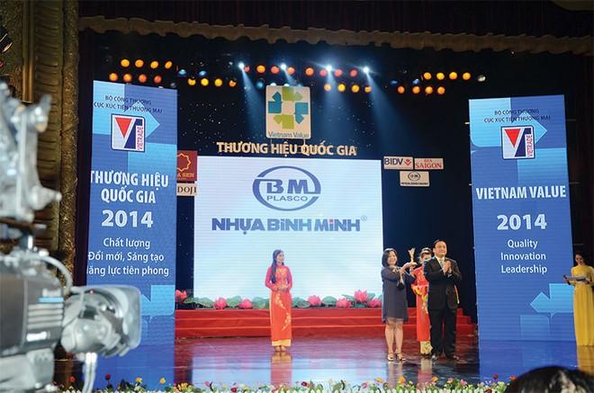 Nhựa Bình Minh: Tái cơ cấu gắn với phát triển bền vững