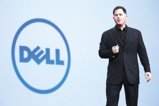 Tỷ phú Michael Dell với ván bài trị giá 67 tỷ USD