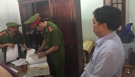 Hà Tĩnh, khởi tố nguyên Chủ tịch UBND huyện Kỳ Anh