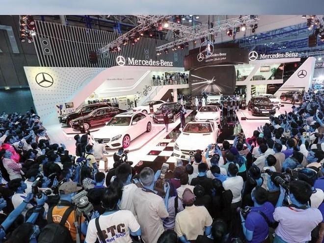 VMS 2015: Cuộc chơi của số đông