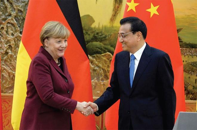 Đức hướng tới Trung Quốc nhằm giải quyết những vấn đề nội tại
