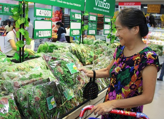 Kinh tế hồi phục, niềm tin người tiêu dùng tăng cao