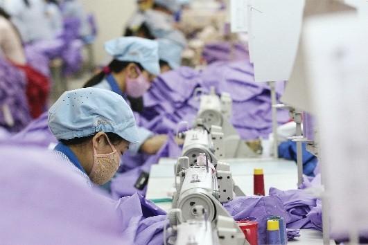 Nhiều doanh nghiệp dệt may có triển vọng bứt phá