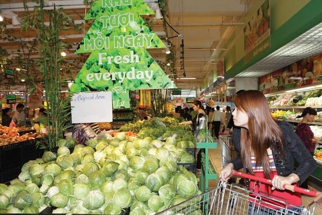 """Đại gia bán lẻ Auchan (Pháp) """"oanh kích"""" thị trường Việt"""