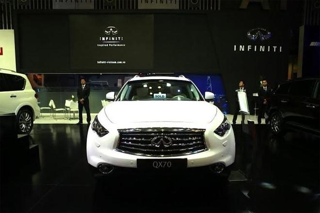 Gần 2.500 xe ô tô được tiêu thụ tại VietnamMotor Show 2015