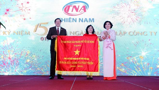 Thiên Nam, 15 năm hành trình phát triển bền vững