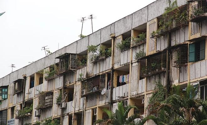 Cải tạo chung cư cũ: Sẽ không thực hiện đơn lẻ từng nhà